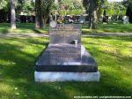 Claude's grave