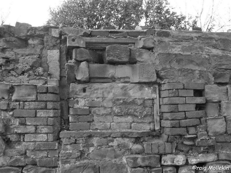 Milton House (remains of), Swinton