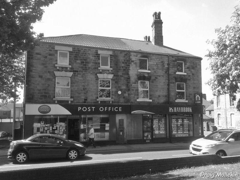 Post Office, Swinton